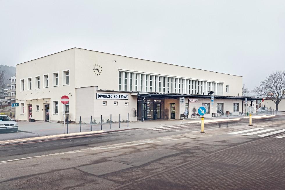 Stacja Kultura w Rumi