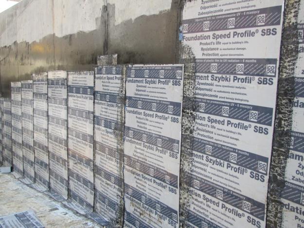 Hydroizolacja ścian fundamentu icopalardowy