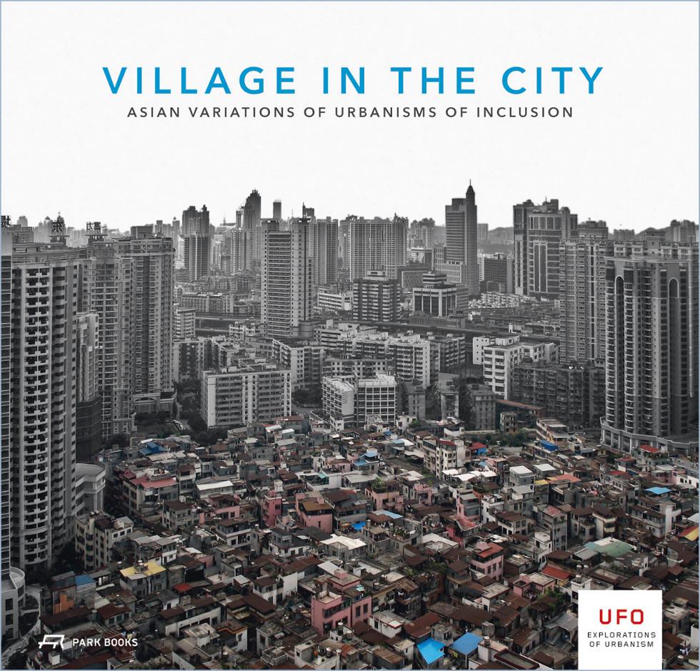 Village in the City, red. Bruno de Meulder