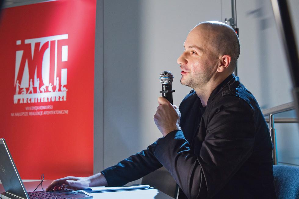 VIII edycja konkursu ŻYCIE W ARCHITEKTURZE. Fotoreportaż z obrad jury