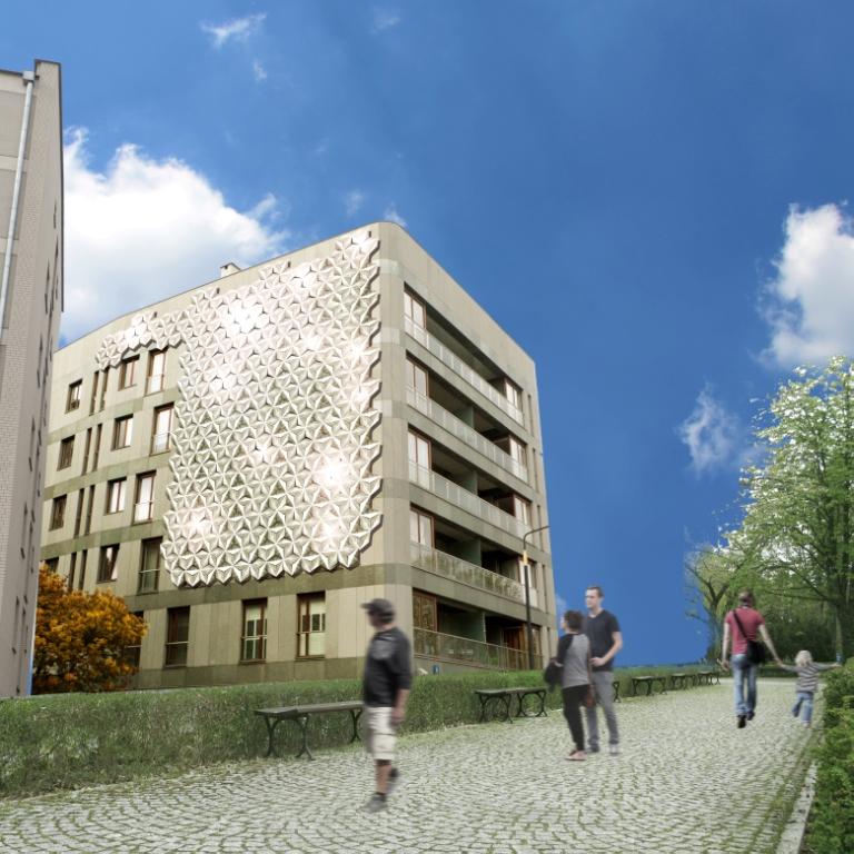 REFLEX - projekt nagrodzony w konkursie BMW/Urban/Transforms