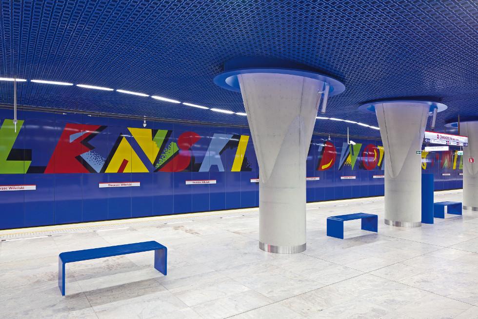 Stacja Dworzec Wileński