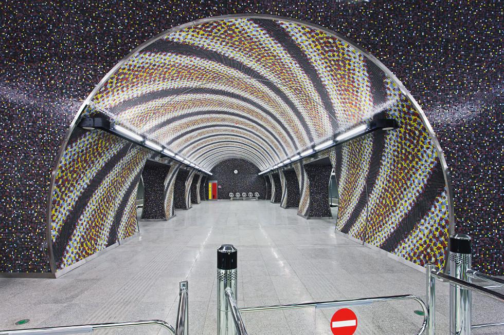 Nowe stacje metra w Budapeszcie