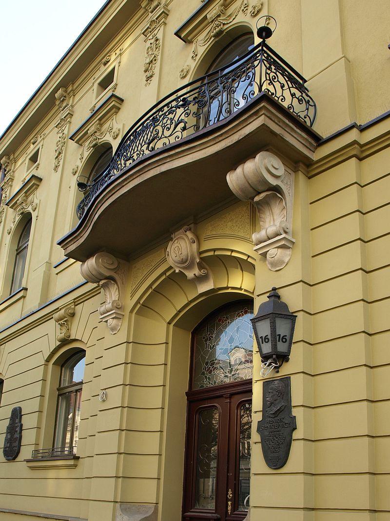 Fasada roku 2014