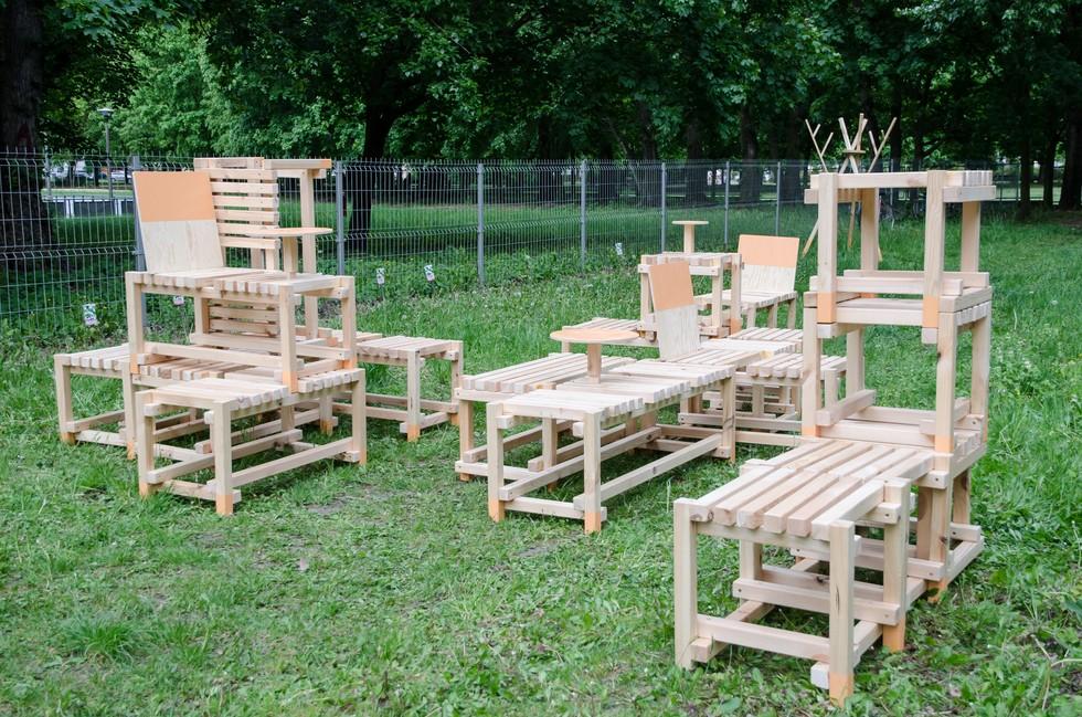 Mood for wood - relacja z warsztatów