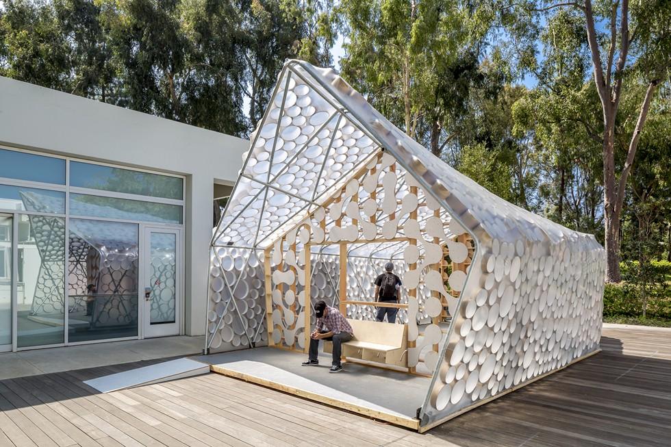BI(h)OME  projektu cityLAB i Kevin Daly Architects