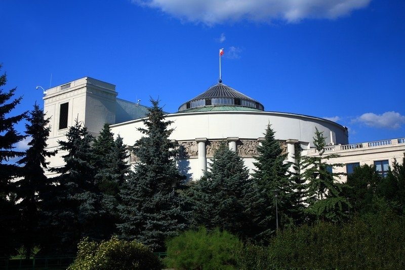 Kompleks budynków Sejmu RP