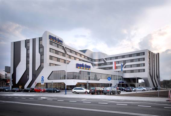 Park Inn w Krakowie