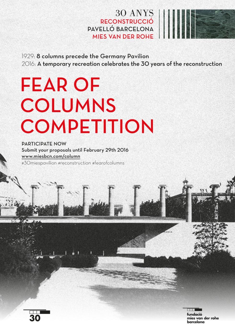 Fear of columns