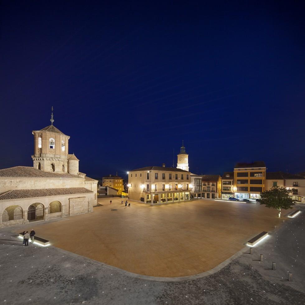 Przestrzeń publiczna, Hiszpania