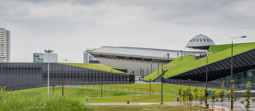 Międzynarodowe Centrum Kongresowe w Katowicach