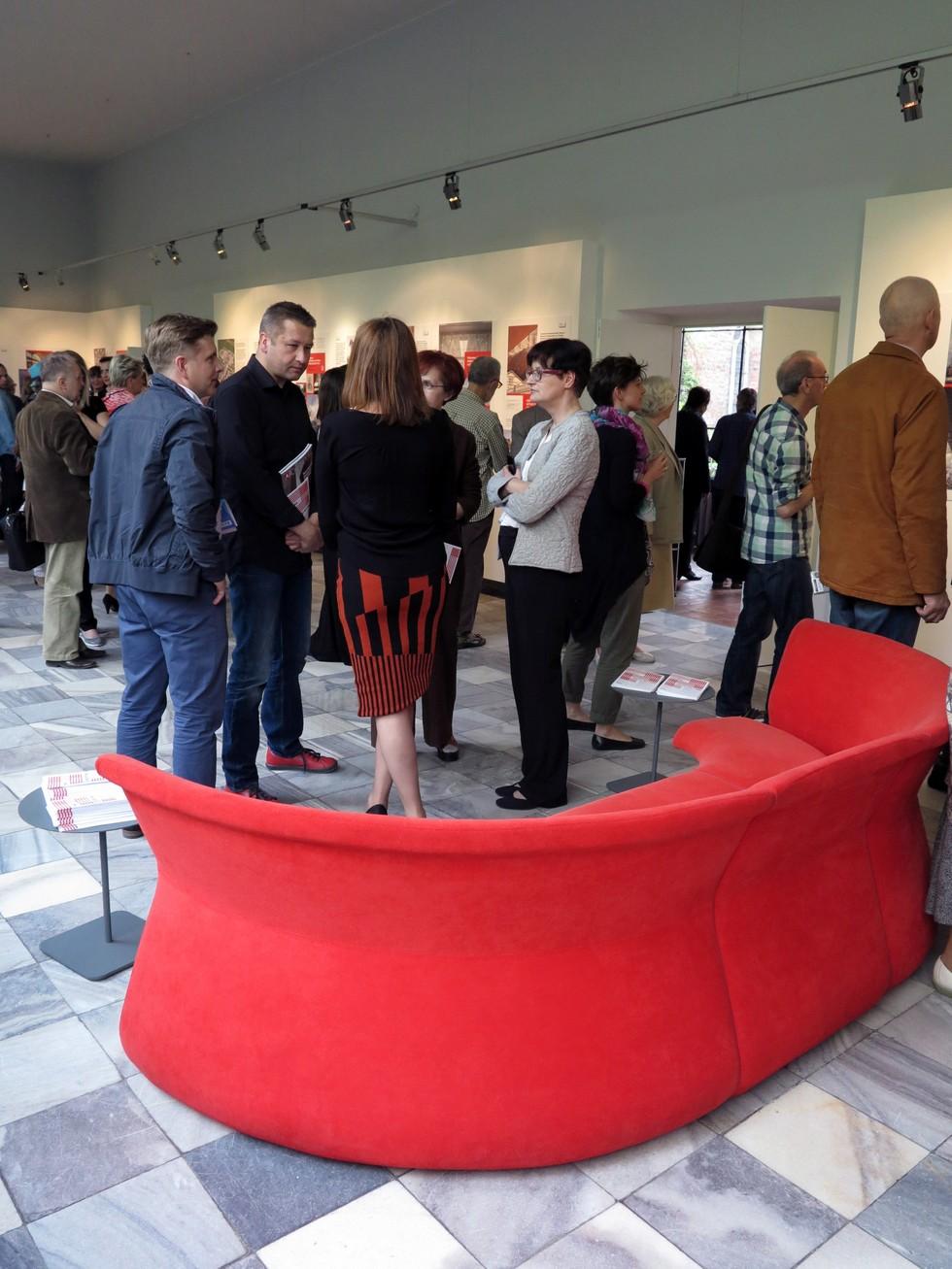 """Otwarcie wystawy """"Polska.Architecture"""" w Muzeum Architektury we Wrocławiu [ZDJĘCIA]"""