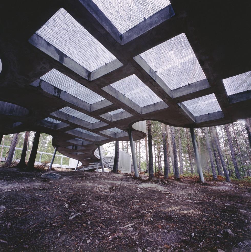 Punkt widokowy, architektura w krajobrazie