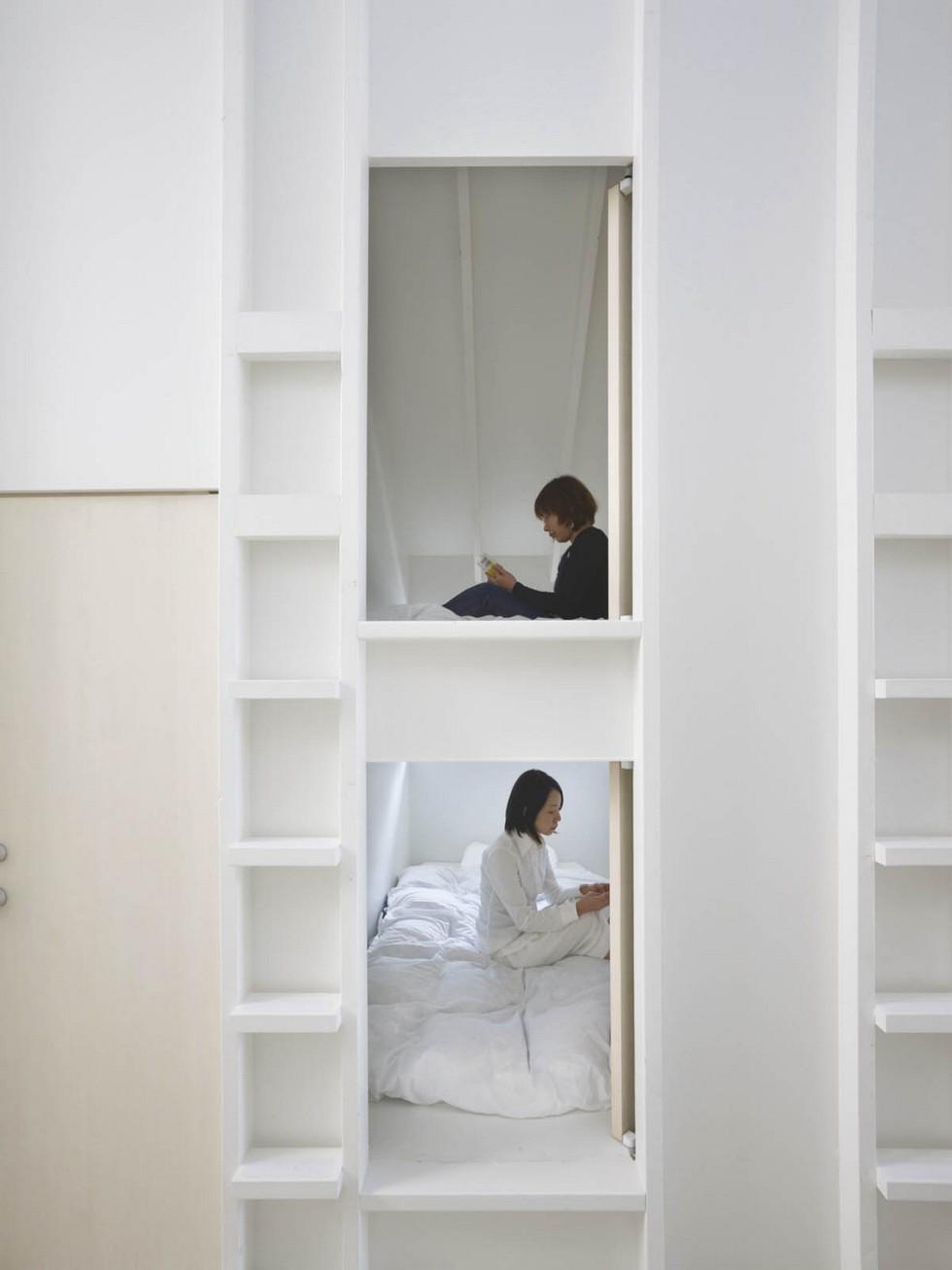 Hostel po japońsku