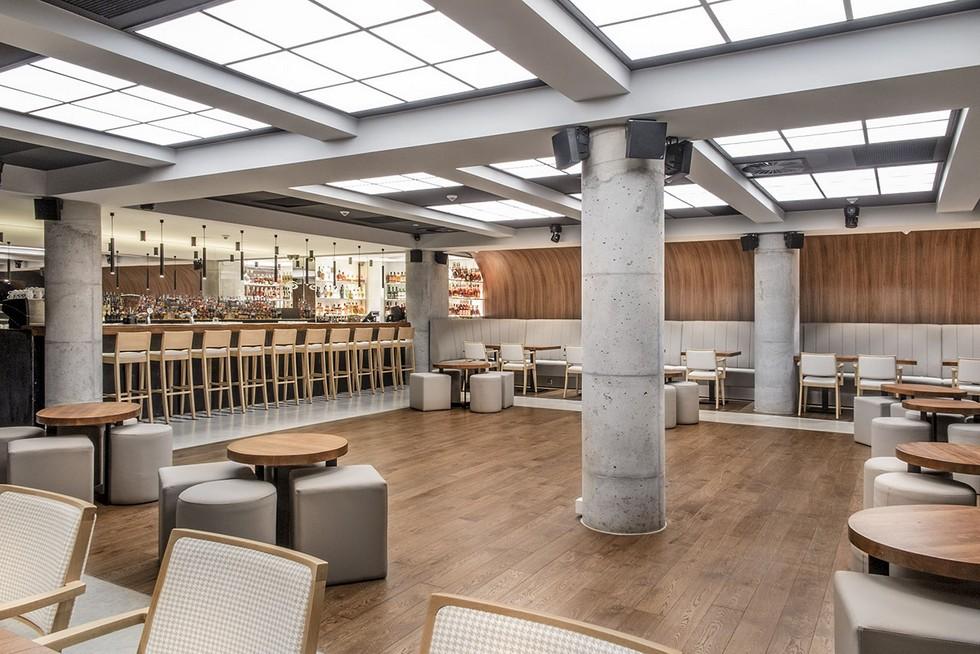Restauracja Stixx Bar&Grill w Warszawie