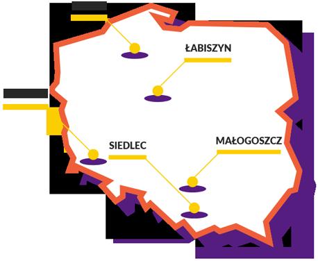 mapa Przygarnij przestrzeń