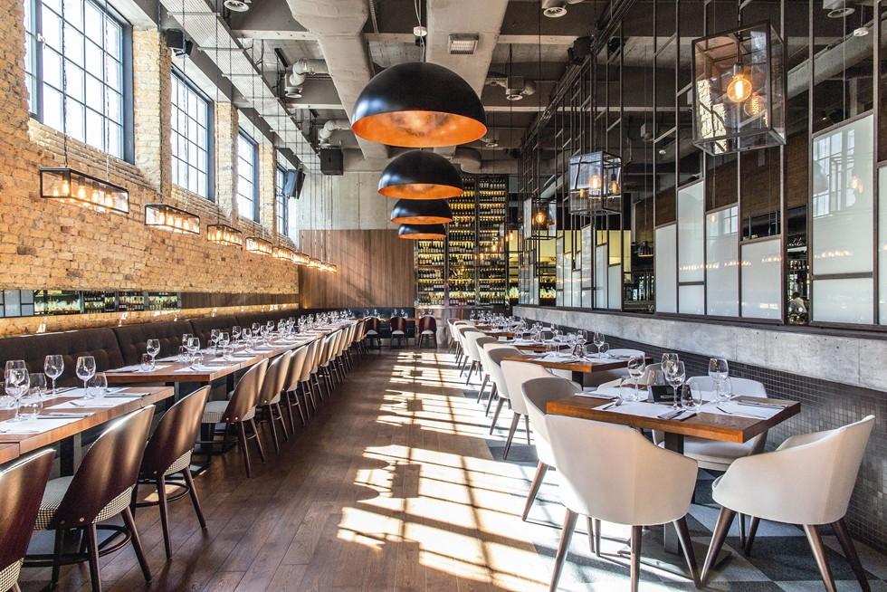 Restauracja Stixx Bar & Grill