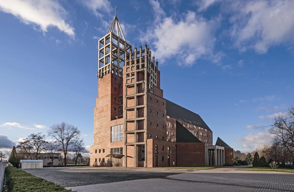 Kościół p.w. Odkupiciela Świata we Wrocławiu
