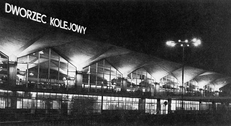 Dworzec kolejowy w Katowicach, Wacław Zalewski