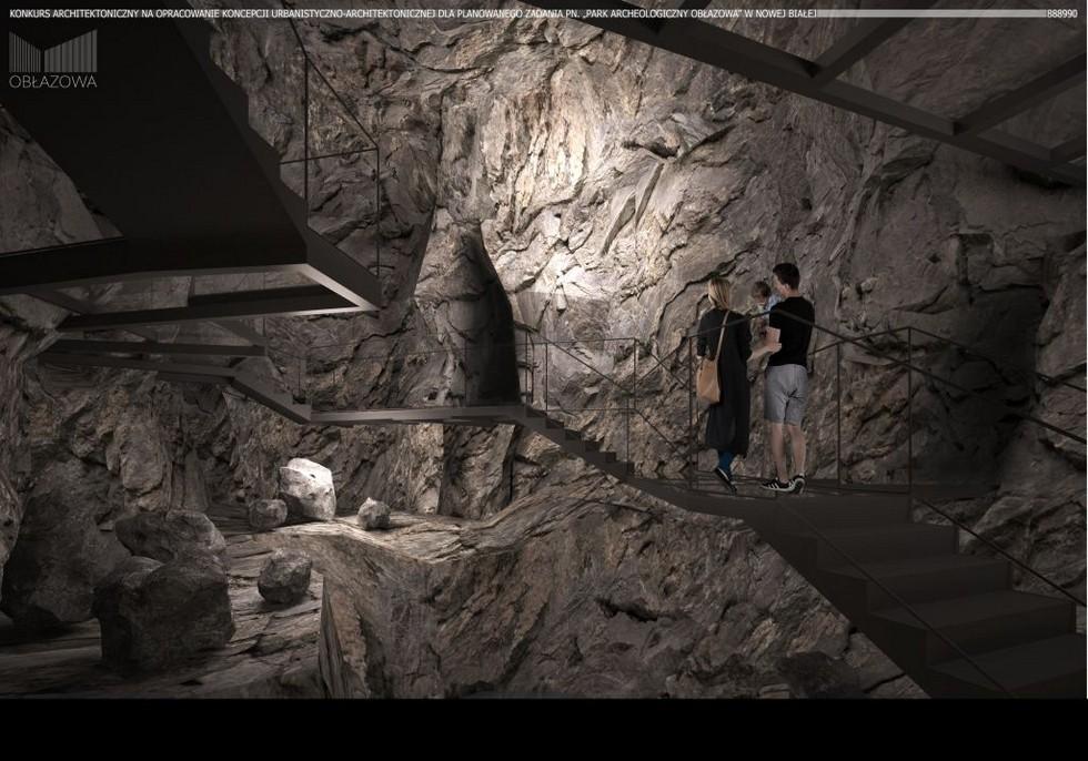 Park Archeologiczny Obłazowa w Nowej Białej