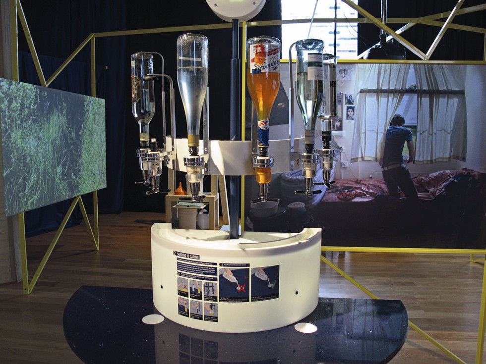 Wystawa In Residence: studium przypadku lotniska w Oslo