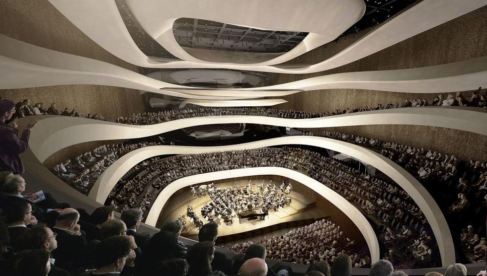 Sinfonia Varsovia coraz bliżej realizacji