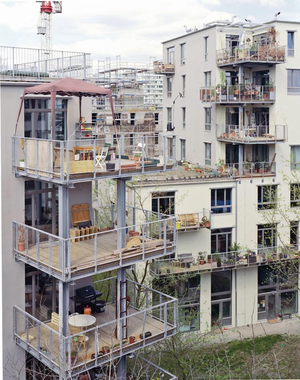 Zespół Spreefeld, Berlin, ul. Wilhelmine-Gemberg-Weg 10-14,