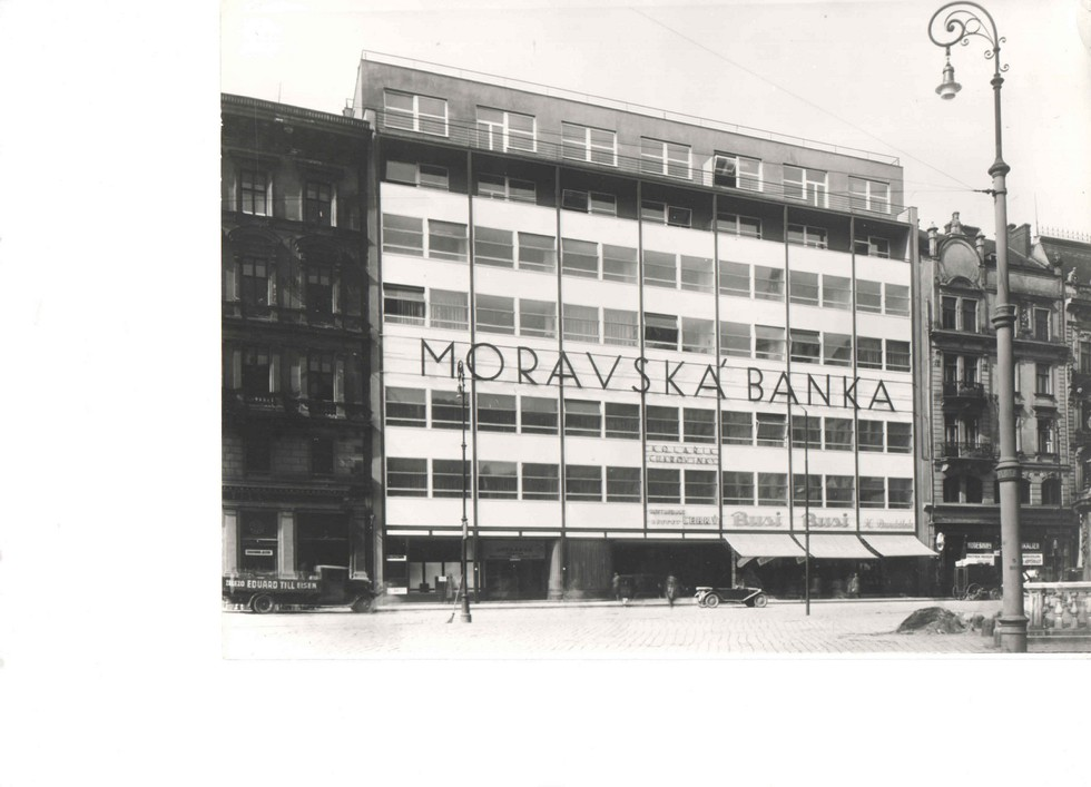 Bronislav Fuchs - czeski modernista we Wrocławiu