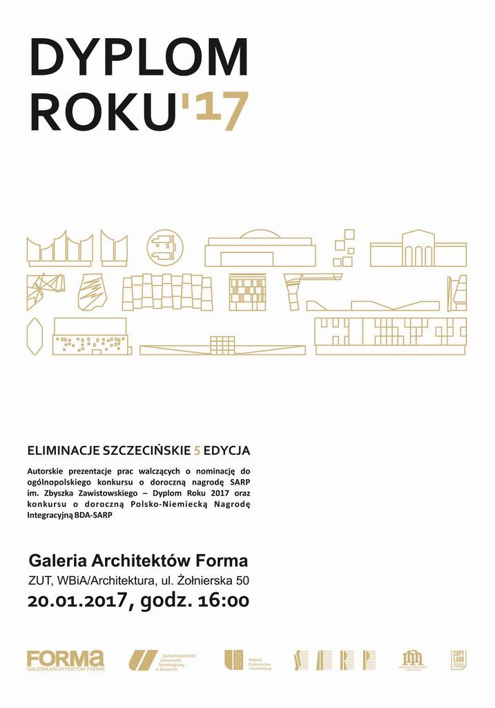 Szczeciński Dyplom Roku 2017