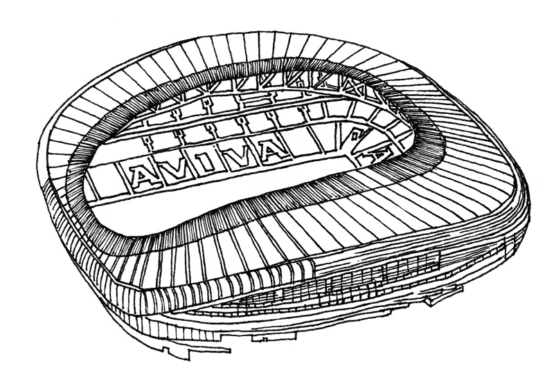10 stadionów według wytycznych UEFA