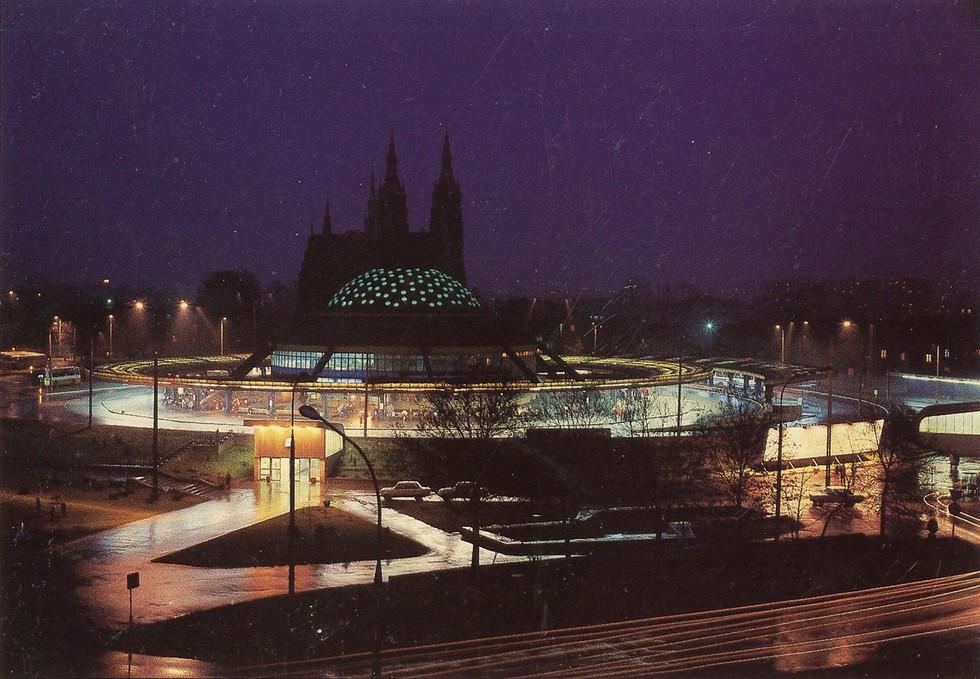 Pożegnanie dworca PKS w Kielcach