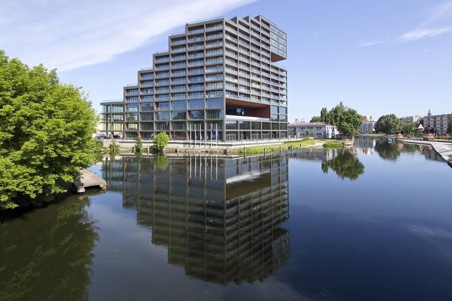 Apartamentowiec Nordic Haven w Bydgoszczy