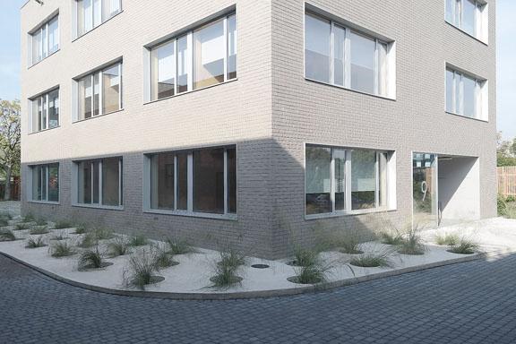 Budynek biurowy w Katowicach, autorzy: Slas Architekci