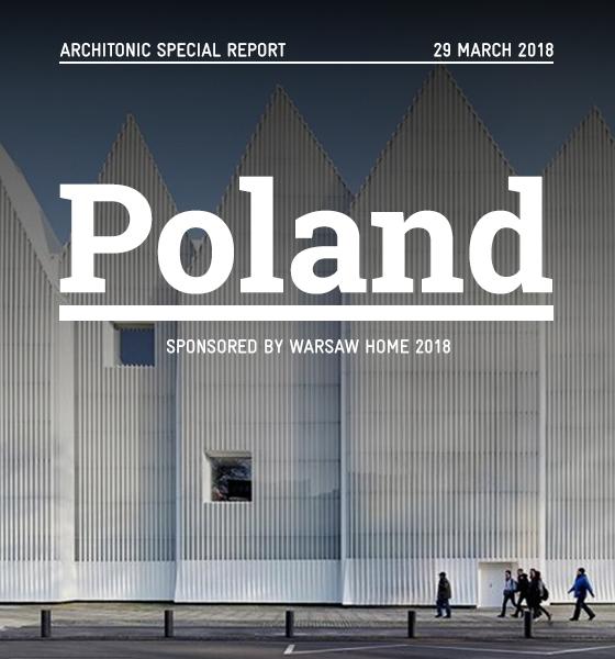 Architonic publikuje raport o polskiej architekturze