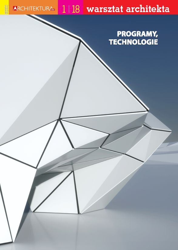 Warsztat architekta. Programy i technologie  – bezpłatne e-wydanie już dostępne!
