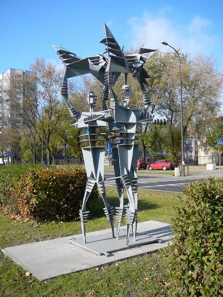 Galeria samochodowa w Warszawie ma 50 lat