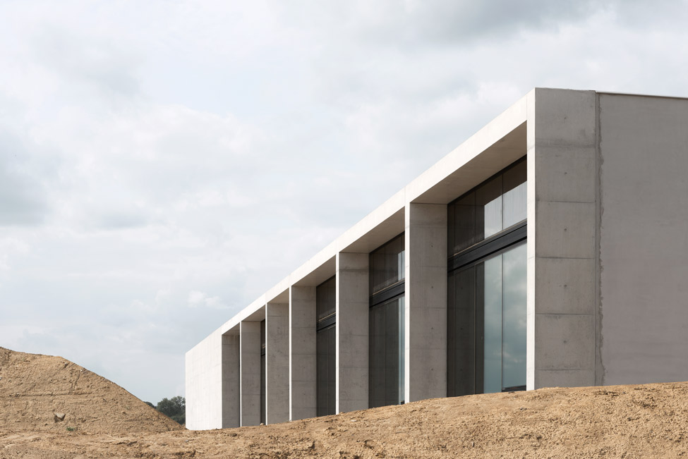 Krematorium Siesegem w Belgii