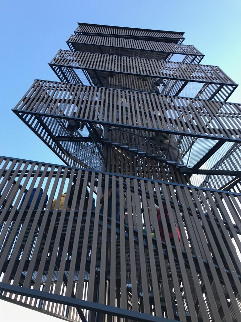 Osiedlowa wieża widokowa