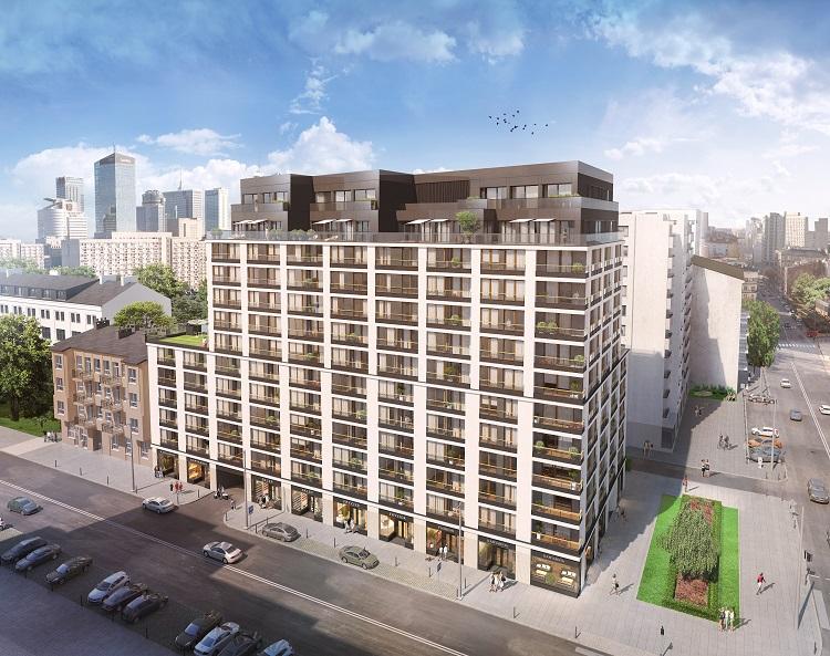 Apartamenty Ogrodowa na warszawskiej Woli