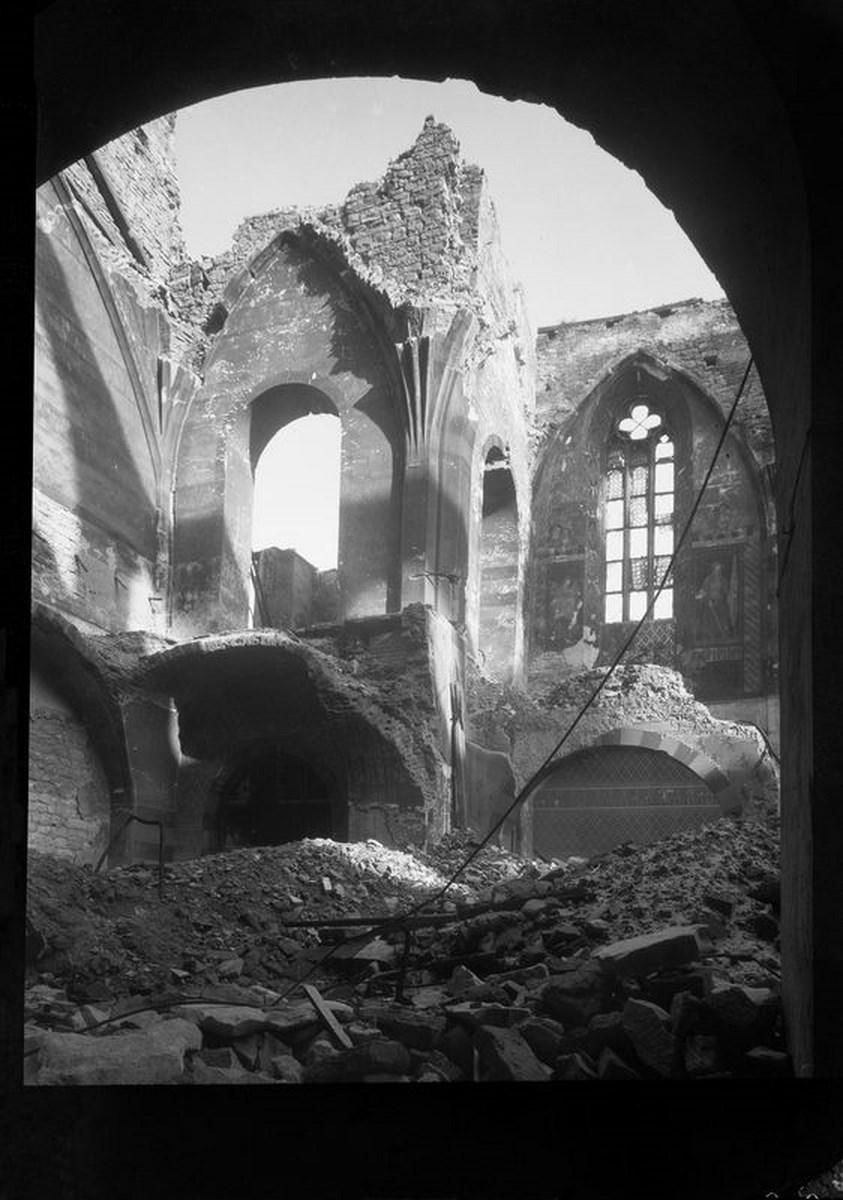 Topografia ruin. Wystawa zdjęć Josefa Sudka