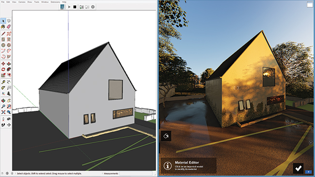 Lumion – najszybszy program do renderingu 3D dla architektów