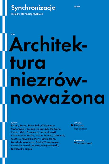 Architektura niezrównoważona