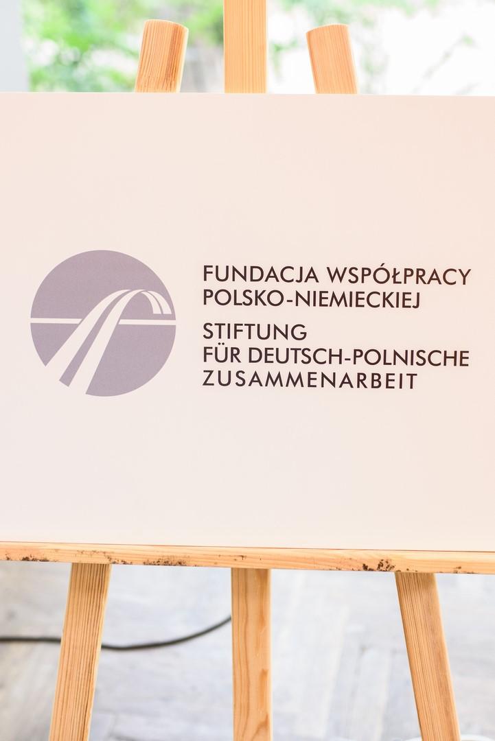 Konkurs zorganizowano przy wsparciu Fundacji Współpracy Polsko-Niemieckiej