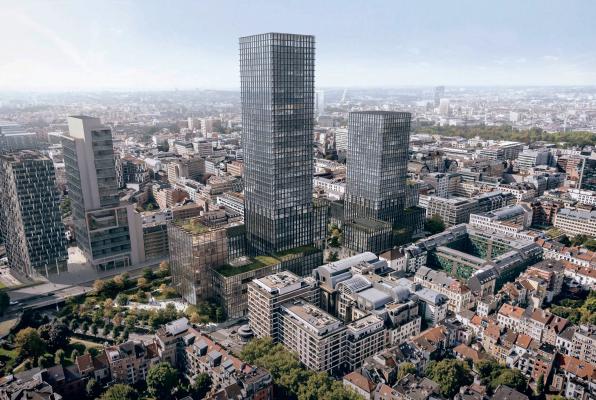 Nowa siedziba Komisji Europejskiej – Polacy w finale konkursu