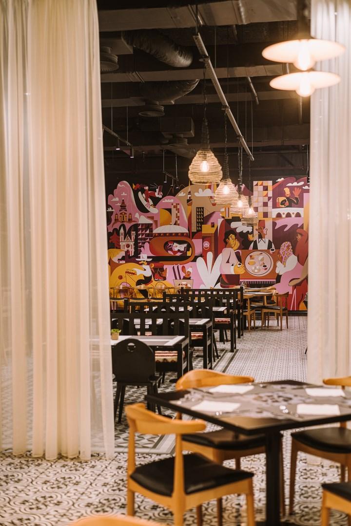 Ibis Styles Sarajevo z wnętrzami polskich projektantów