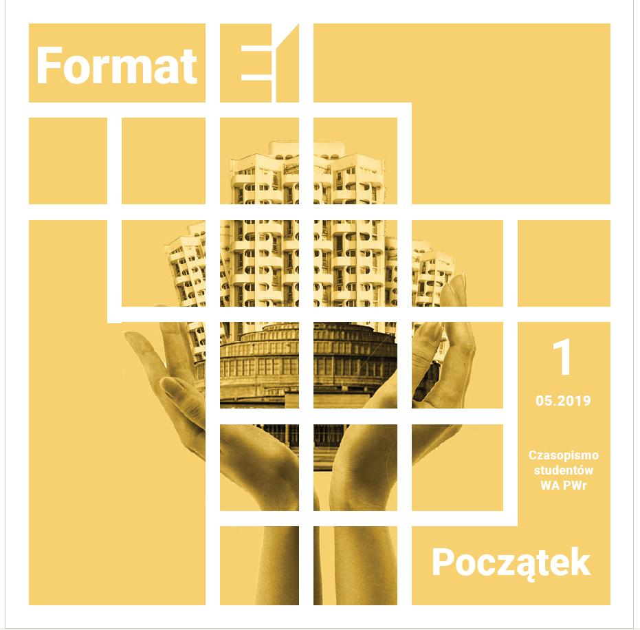 Format E-1: nowy magazyn studentów WA PWr