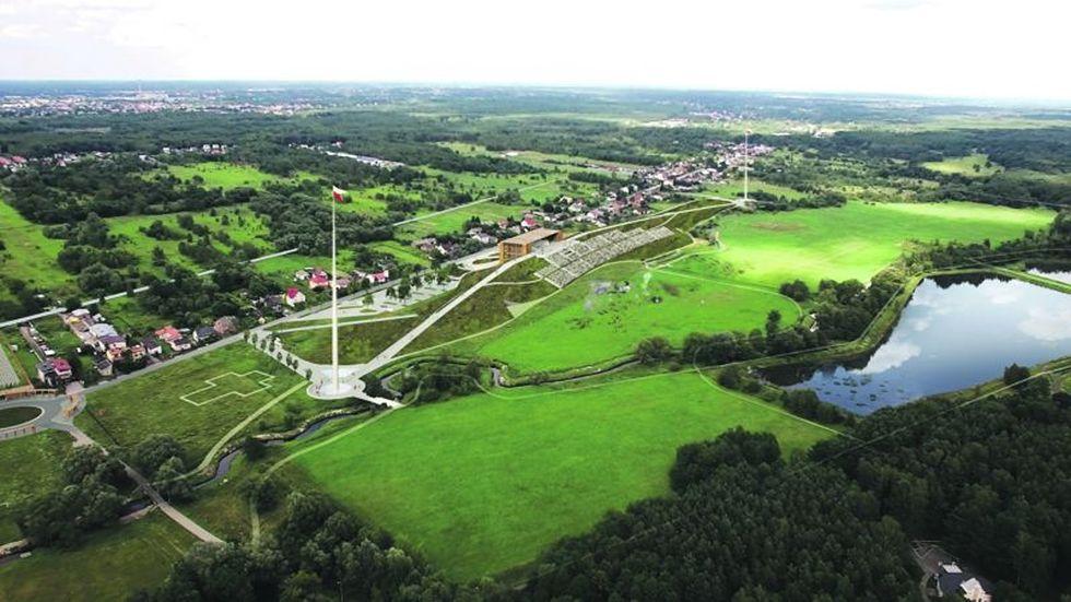 Muzeum Bitwy Warszawskiej z pozwoleniem na budowę