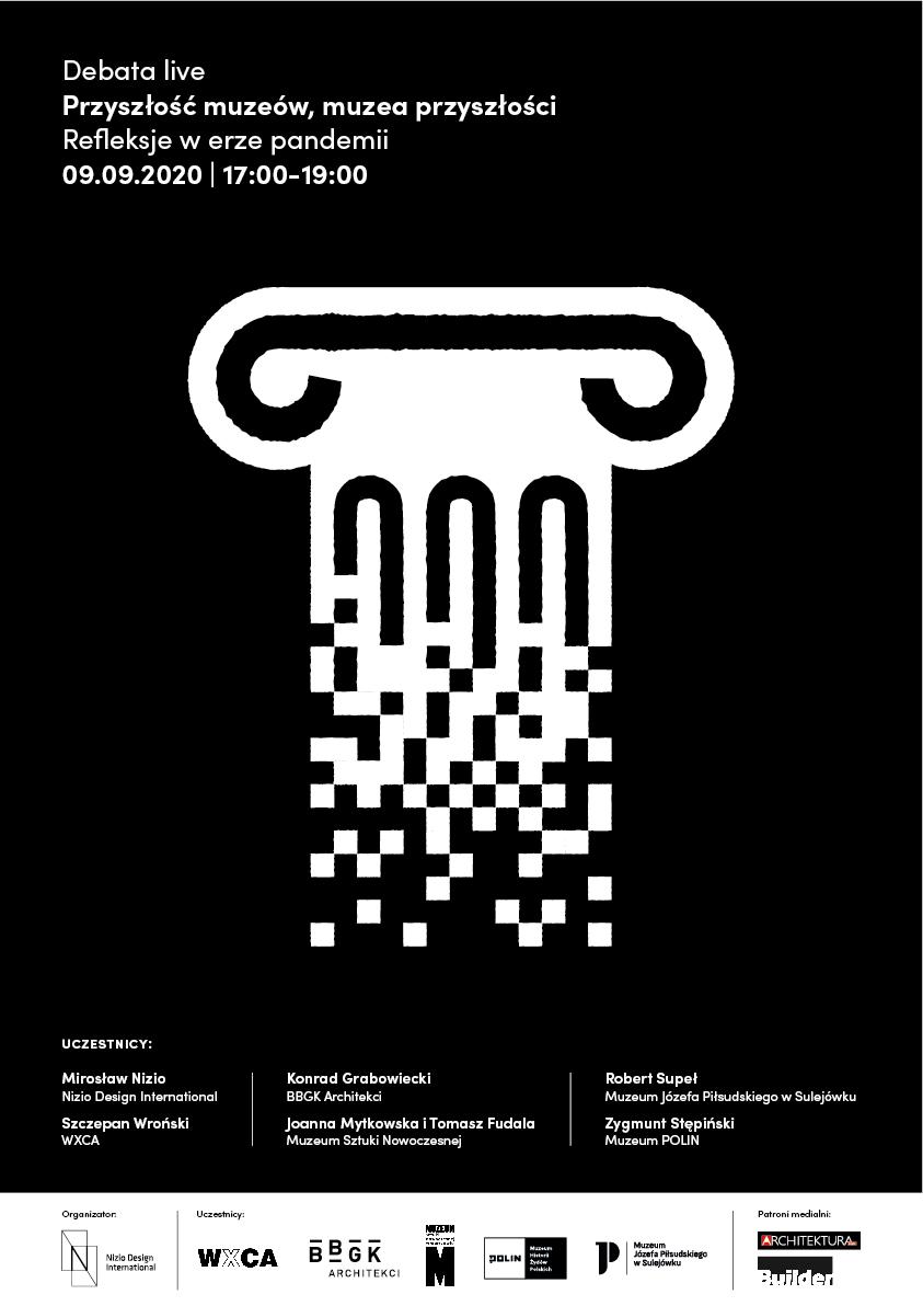 Przyszłość muzeów, muzea przyszłości: refleksje w erze pandemii. Debata on