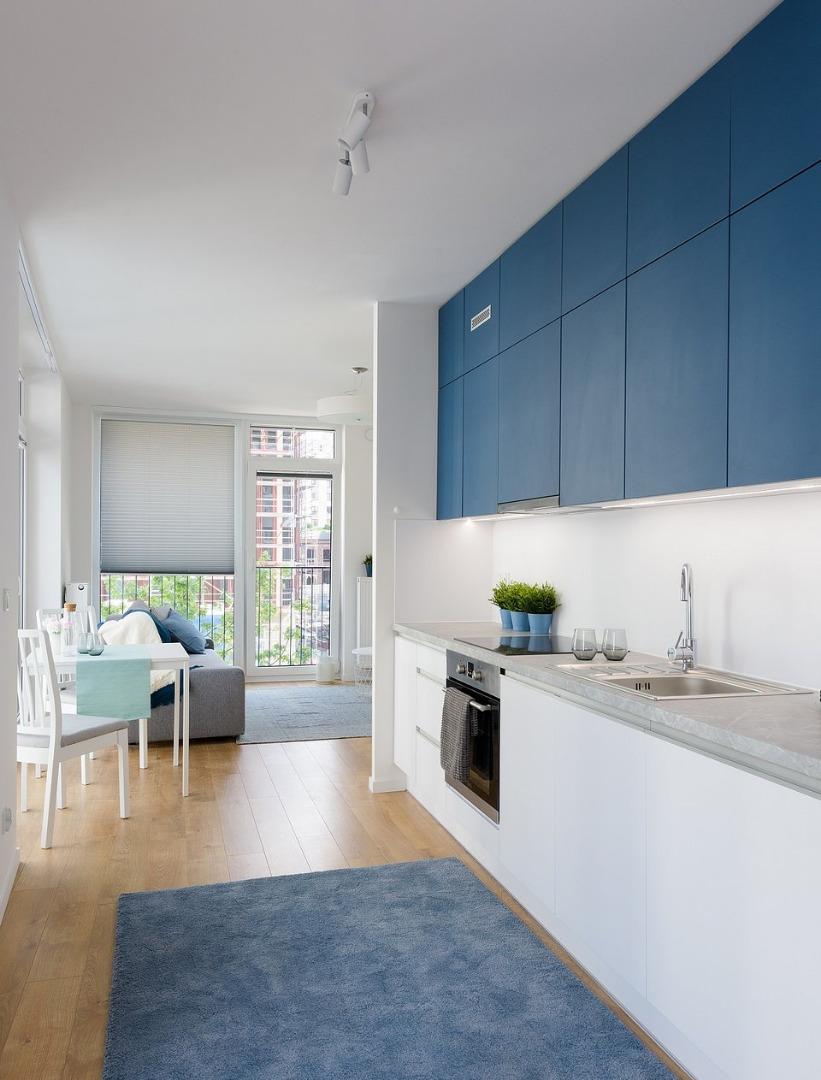 Apartamenty przy Bramie projektu JEMS Architekci