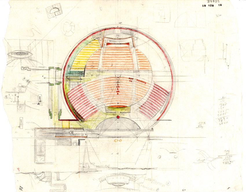 Carlo Scarpa: Projekty dla teatru